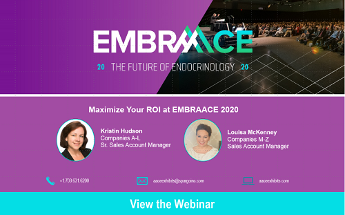 Maximize Your ROI at EMBRAACE 2020