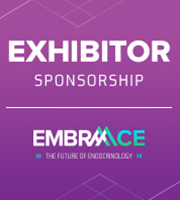 EMBRAACE 2020 Exhibitor Badge