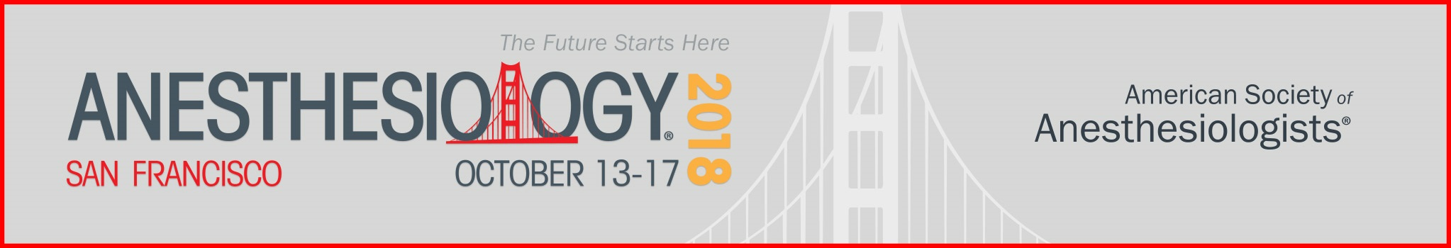 ANESTHESIOLOGY® 2018: Exhibitors