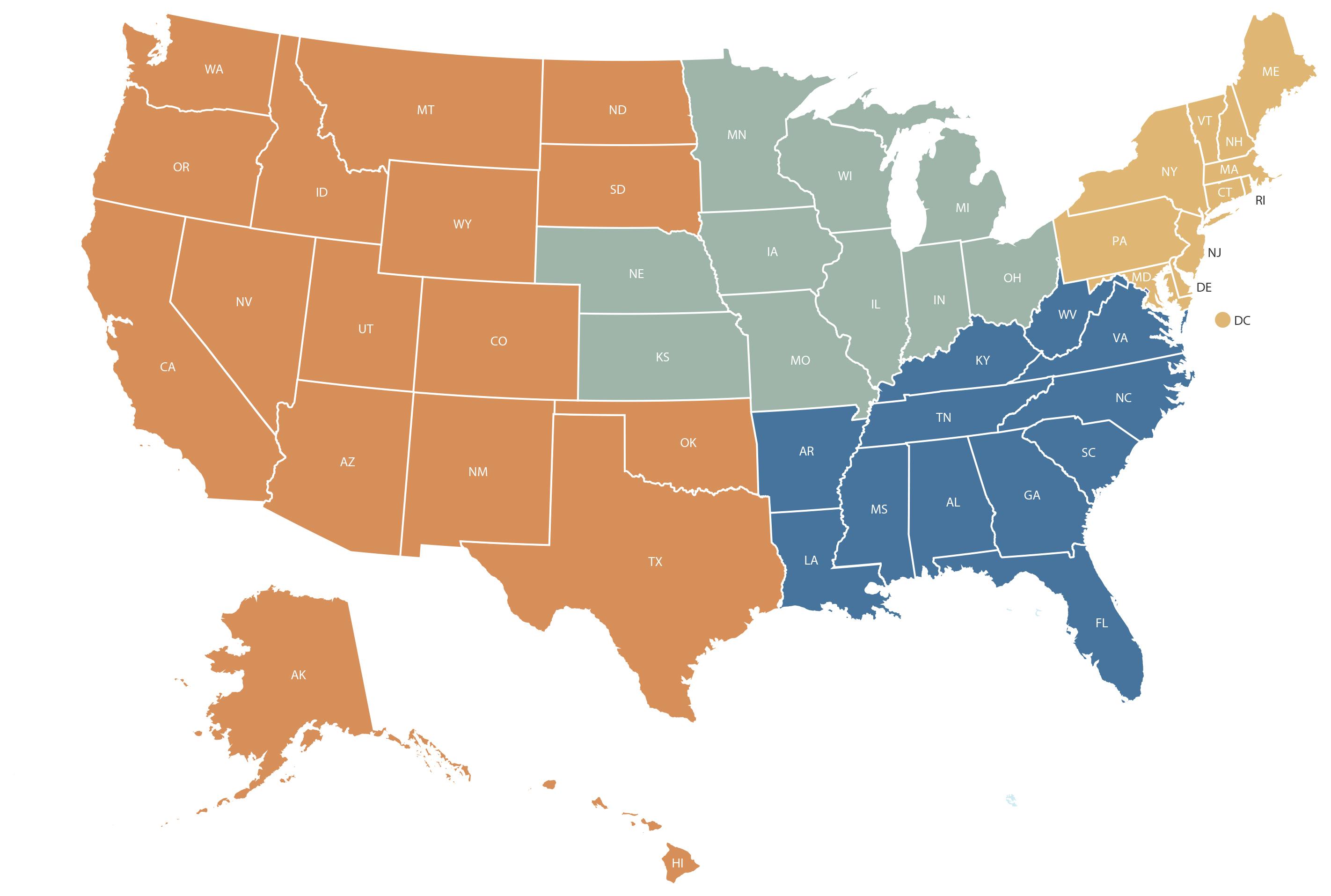 TRB Map